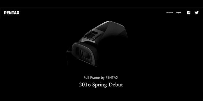Fullframe Pentax se objeví na jaře 2016