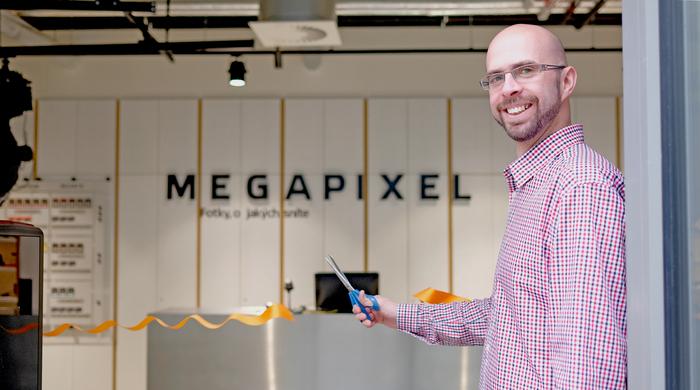 Nová ostravská prodejna Megapixel byla slavnostně otevřena