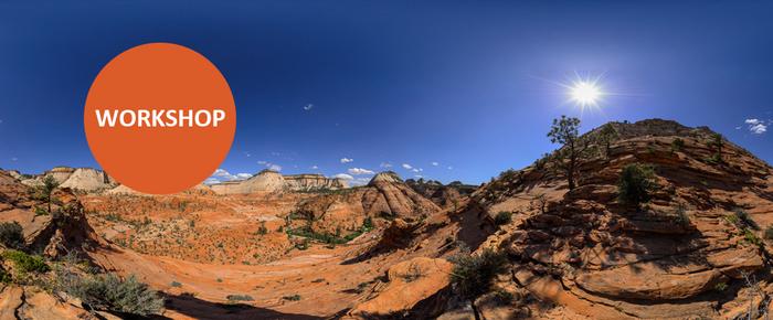 Přijďte na workshop fotografování a natáčení špičkových panorama záběrů s Bushman
