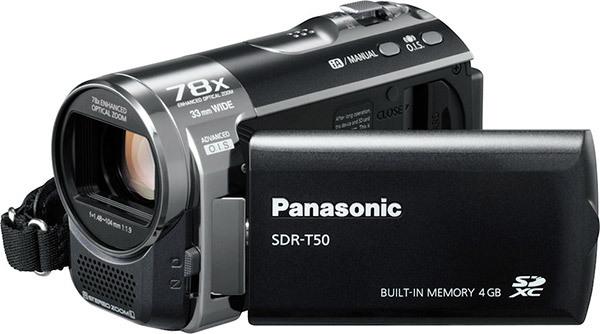 Nové digitální videokamery Canon, Sony a Panasonic