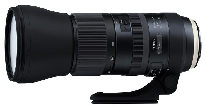 Nová verze objektivu Tamron 150-600mm f/5,0-6,3 G2 je už skladem