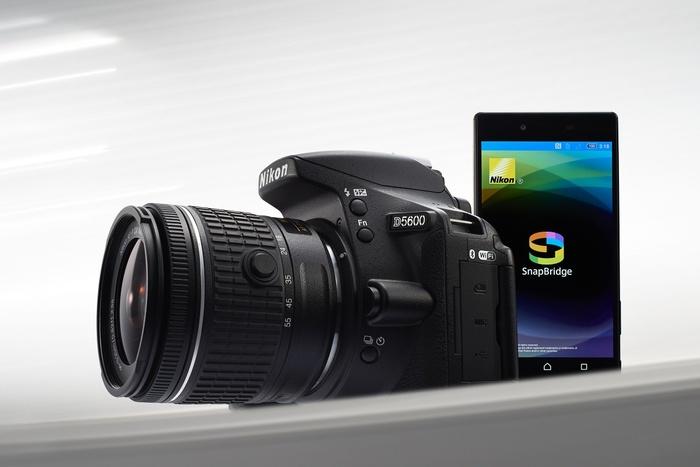 Nikon D5600 usnadňuje sdílení fotek a přidává nové funkce