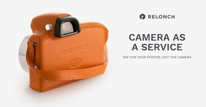 Relonch - foťák jako služba