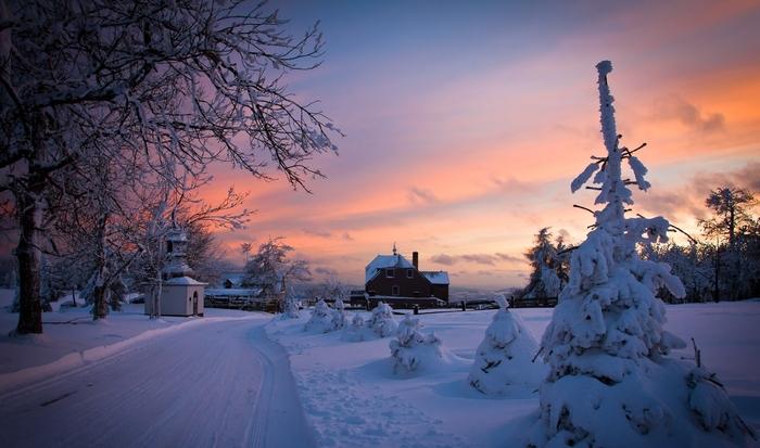 Jak fotit v zimě
