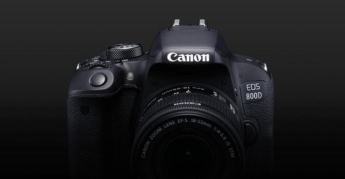 Novinka Canon EOS 800D je už také v prodeji