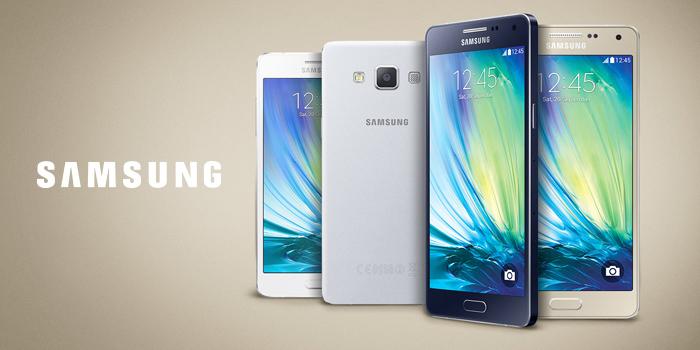 Využijte výprodejovou slevu až 1 000 Kč na fotomobily Samsung Galaxy A3 a A5