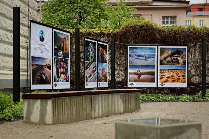 Výstava fotografií Mariana Chytky, garanta čtvrtého soutěžního kola