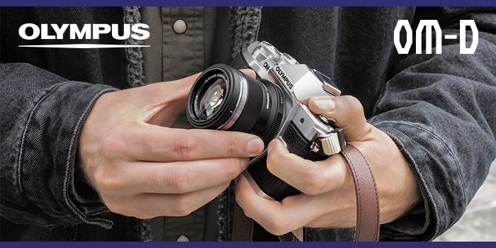 Přijďte si vyzkoušet, jak fotí  OM-D E-M10 Mark III a otestujte fototechniku Olympus