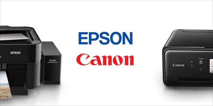 Jedinečná akce na tiskárny Canon a Epson