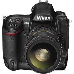 Týden s Nikonem