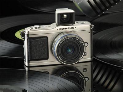 Prezentace Olympus E-P1