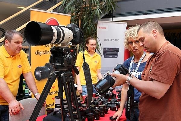 Setkání fotografů