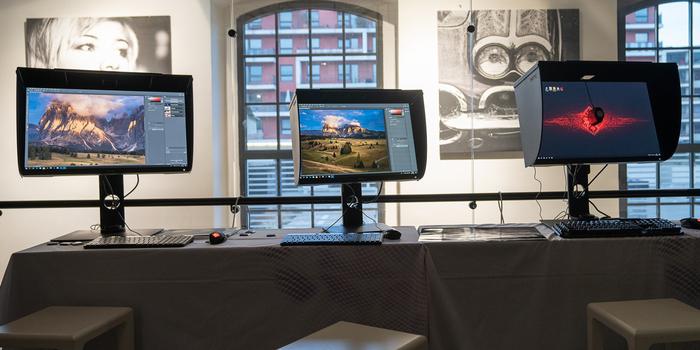 Jaký byl workshop s fotografickými monitory BenQ a Martinem Rakem?