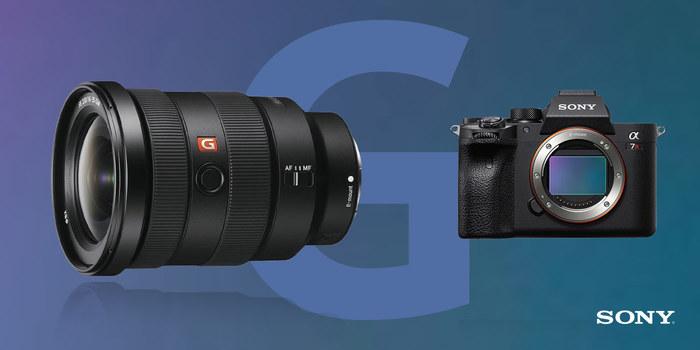 Pořiďte si fotoaparát Sony A7R II, III nebo IV s objektivem G Master a ušetříte 5 000 Kč