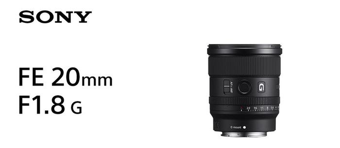 Sony FE 20 mm f/1,8 G - další úžasné širokoúhlé sklo do Sony rodiny