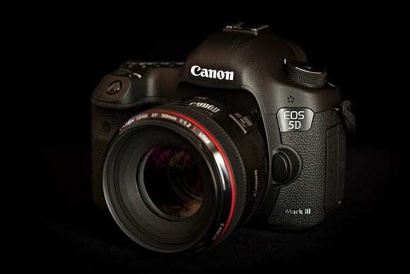 Nový firmware pro Canon EOS 5D Mark III