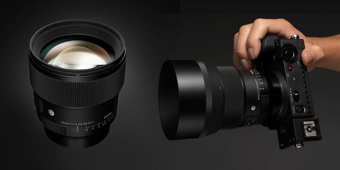 Menší, lehčí a ostřejší! Taková je nová Sigma 85 mm f/1,4