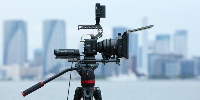 Představujeme novou videokameru Panasonic BoxCamera DC-BGH1