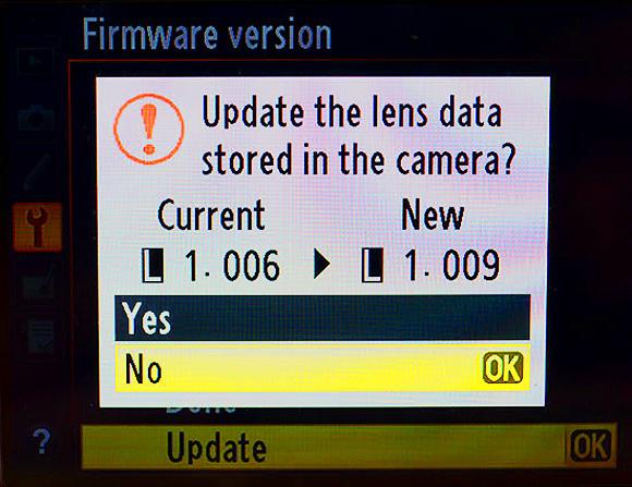 Nikon aktualizoval firmware pro korekci vad objektivů