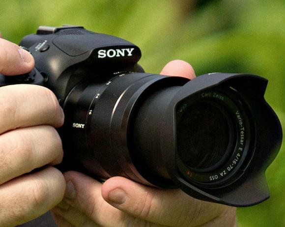 Další fotky připravovaných novinek Sony