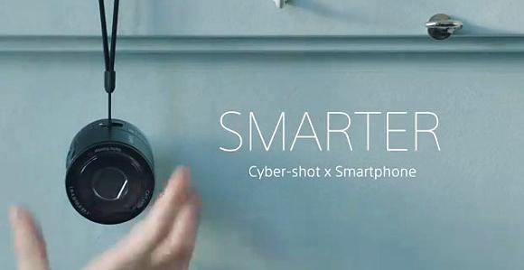 Oficiální video pro Sony QX100 a QX10 neoficiálně zveřejněno