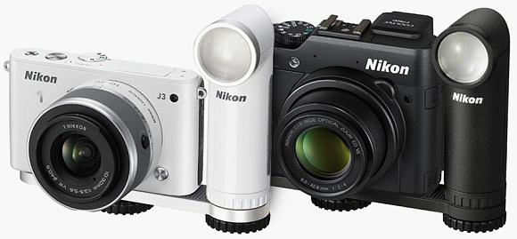 Nikon představil externí LED světlo pro systém Nikon 1