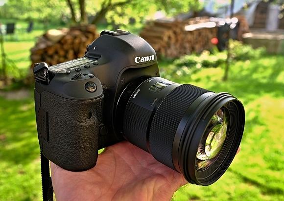 Sigma 50mm f/1,4 ART poprvé v ruce
