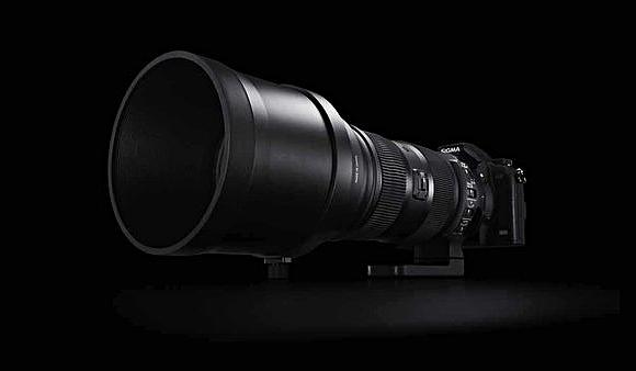 Sigma připravuje objektiv 150-600mm f/5-6,3 DG OS HSM