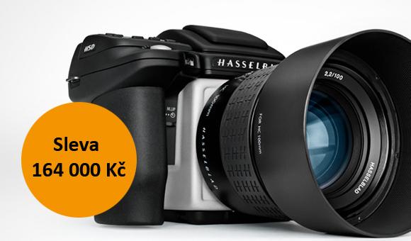 Hasselblad H5D-40 zlevněn o 164 000 Kč do konce roku!