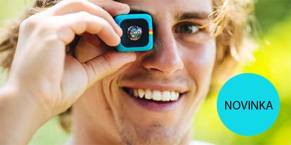 Tip na dárek na poslední chvíli - odolné kamery Polaroid Cube