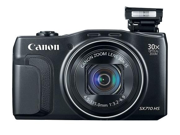 Canon uvádí nové fotoaparáty PowerShot a IXUS