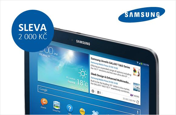 Slevy tabletů Samsung do vyprodání zásob