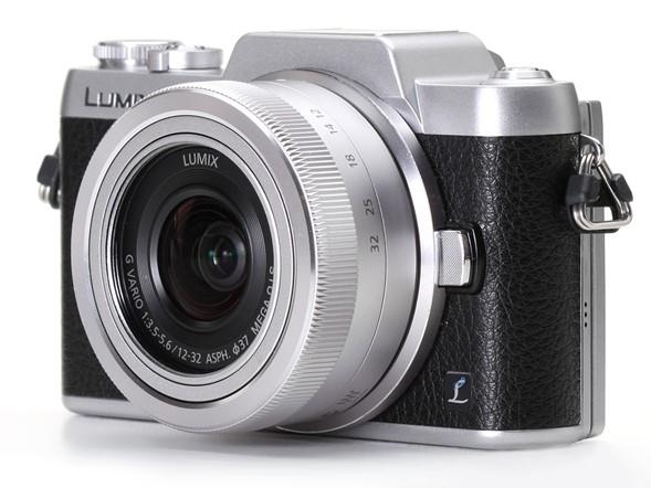 Panasonic Lumix GF7: pro milovníky kvality a stylu