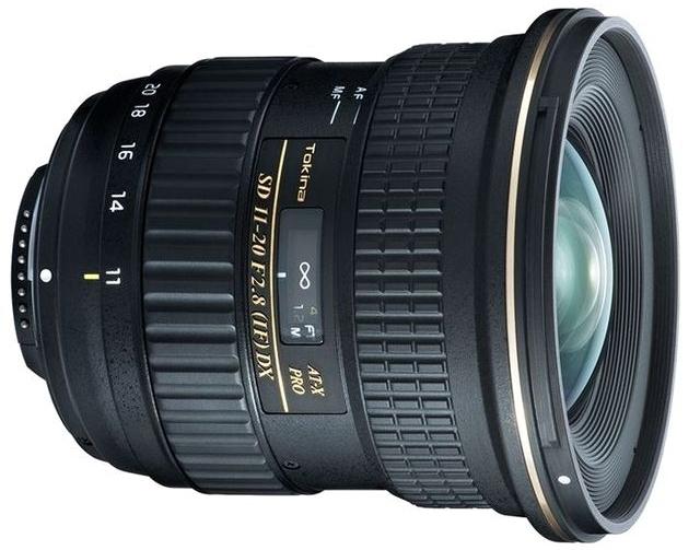 Tokina AT-X 11-20mm f/2,8 PRO DX: ukázkové snímky v plném rozlišení