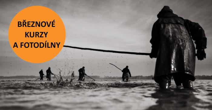 Přijďte na březnové termíny fotografických kurzů a dílen
