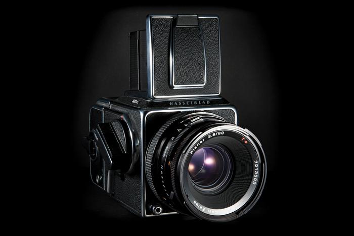 Historie fotografických značek - Hasselblad