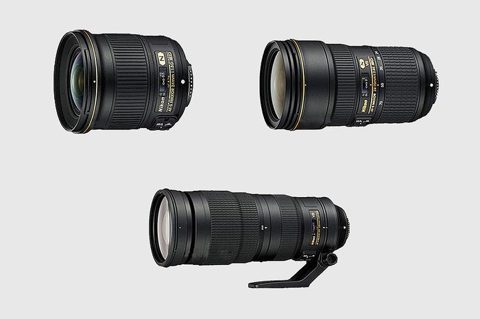 Nové objektivy od Nikonu?