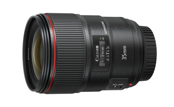 Canon přináší novou optickou technologii v objektivu EF 35mm f/1,4L II USM