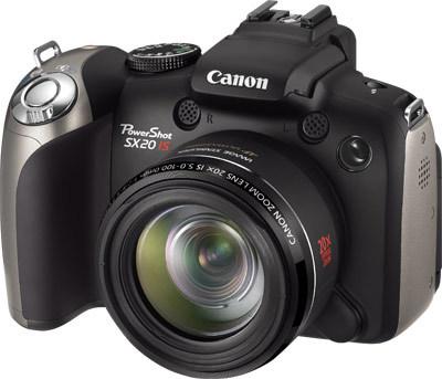 Nové fotoaparáty a videokamery Canon