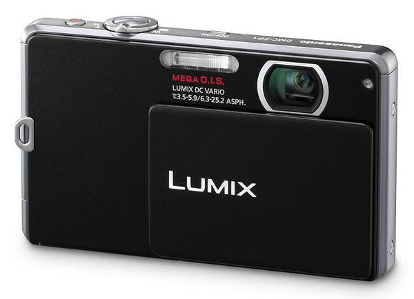 Nové digitální fotoaparáty Panasonic