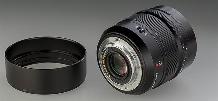 Panasonic uvádí světelný širokáč Leica DG Summilux 12mm f/1,4 ASPH.