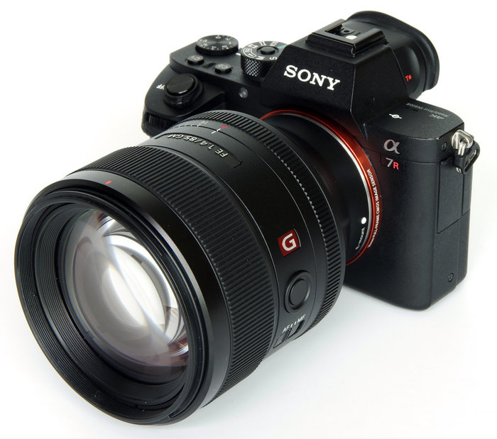 Sony 85mm f/1,4 GM: patrně nejlepší autofokusový portréťák