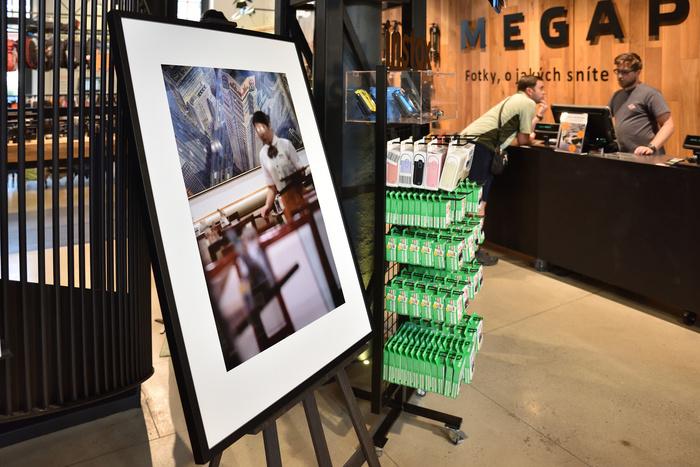Výstava fotografií Davida Gaberle, garanta sedmého soutěžního kola