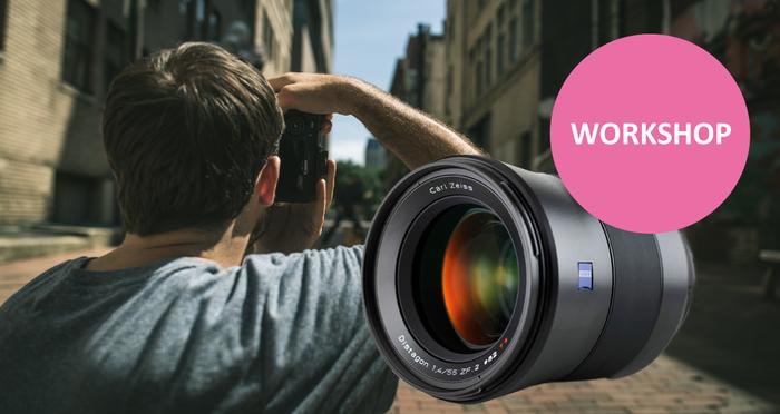 Přijďte si vyzkoušet špičkové objektivy Zeiss na workshopy v zajímavých lokalitách
