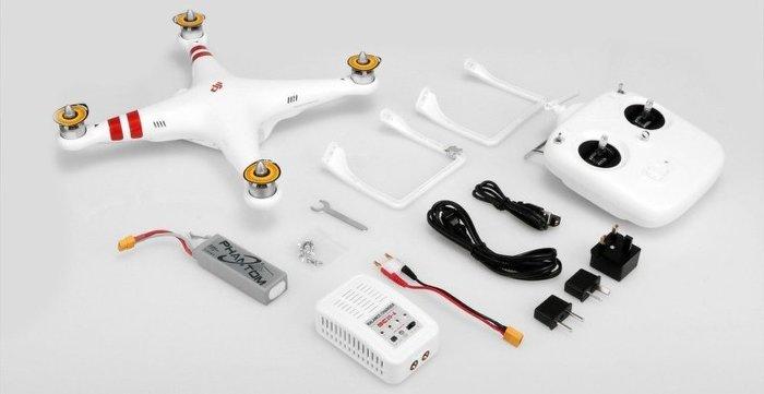 DJI kvadrokoptéry - mimořádný výprodej modelů F300 a F310