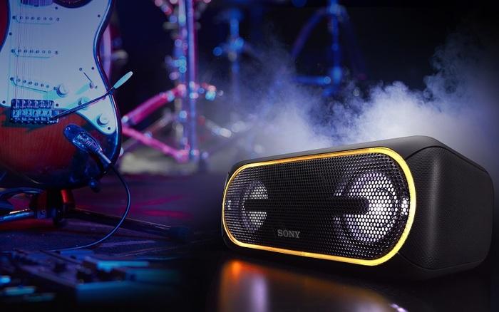 Veletrh CES 2017: bezdrátové reproduktory a sluchátka Sony EXTRABASS
