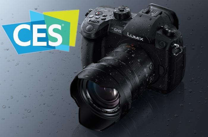 Veletrh CES 2017: novinky Panasonic