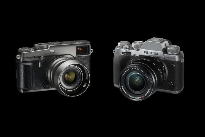 Fujifilm X-Pro2 a X-T2 v grafitovém provedení už máme skladem