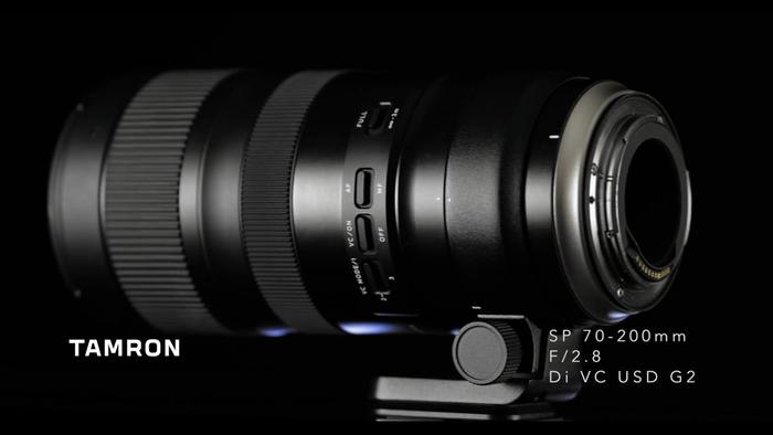 Tamron SP 70-200mm F/2.8 Di VC USD G2 už skladem