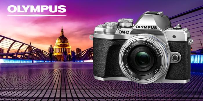 Představujeme Olympus OM-D E-M10 Mark III - získejte dárek k předobjednávce!